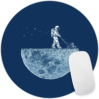 Mown Mouse Pad Decal