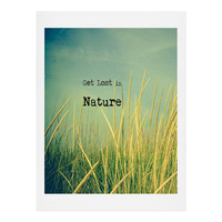 Olivia St Claire Get Lost in Nature Art Print