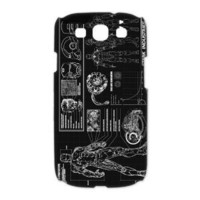 Designyourown Iron Man Case For Samsung Galaxy S3 Suitable for I9300 I9308 I939 Samsung Galaxy S3 Cover Case Fast Delivery SKUS3-5030