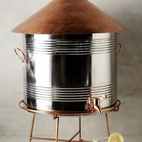 Reservoir Beverage Dispenser by Anthropologie Copper One Size House & Home