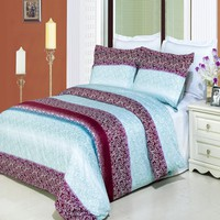 Kimberly Printed Multi-Piece Duvet Set