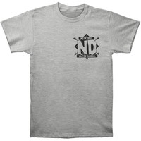 Neck Deep Men's  Pocket T-shirt Grey