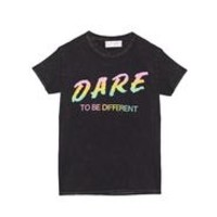 DARE To Be Different Graphic Tee – FESTY BESTY