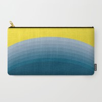 voda Carry-All Pouch by Trebam | Society6