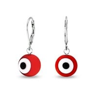Bling Jewelry Watchful Earrings
