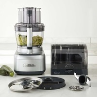 Cuisinart Elemental 13-Cup Food Processor with Spiralizer & Dicer