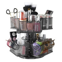 Cosmetic Organizing Caddy Rack Make-up Storage Rotating - Select Color NEW!