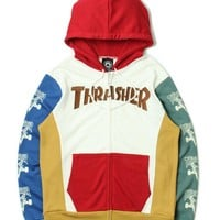Hoodies Winter Zippers Hats Jacket [11132260039]