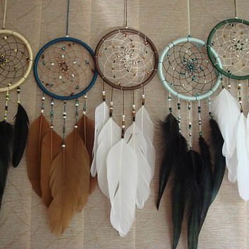 Dream catcher. Little dream catcher.