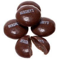 Hershey's Milk Chocolate Drops Candy: 8-Ounce Bag
