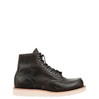 Red Wing Men's 8890 Boot - Black Lace Up Boot - ShopBAZAAR