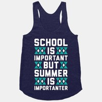 Summer Is Importanter