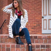 Profess Your Love Cardigan,Ivory