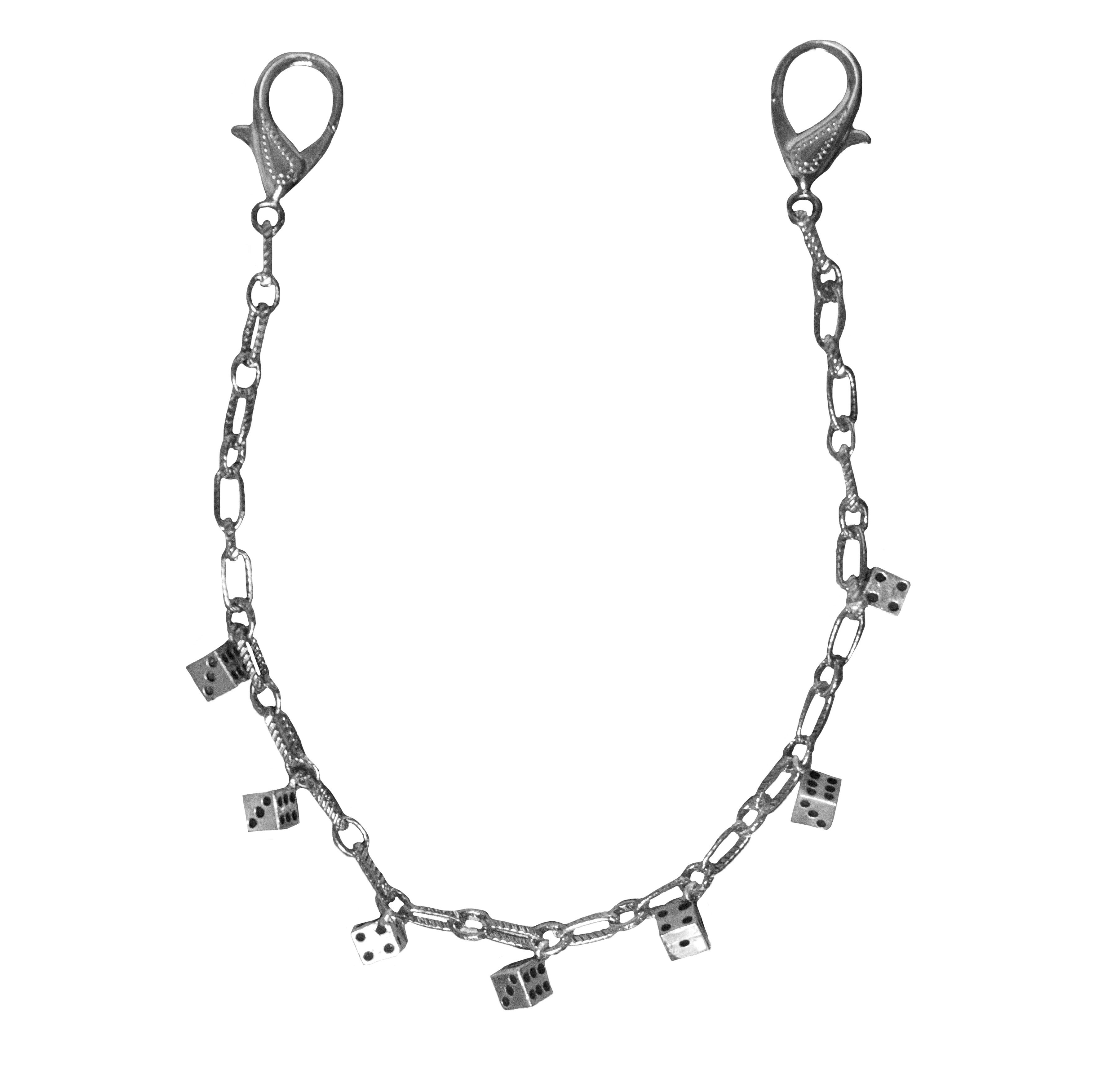Image of Roll The Dice Pocket Chain