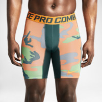 "Nike Pro 6"" Hypercool Compression Woodland Men's"