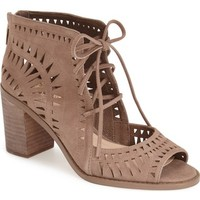 Vince Camuto 'Tarita' Cutout Lace-Up Sandal (Women) (Nordstrom Exclusive)   Nordstrom