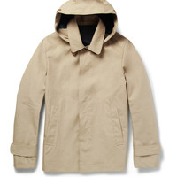 Incotex - Montedoro Waterproof Cotton Rain Jacket | MR PORTER