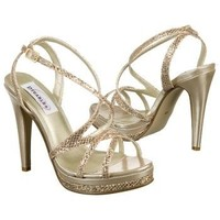 Women's Dyeables  Bryce Champagne Shoes.com