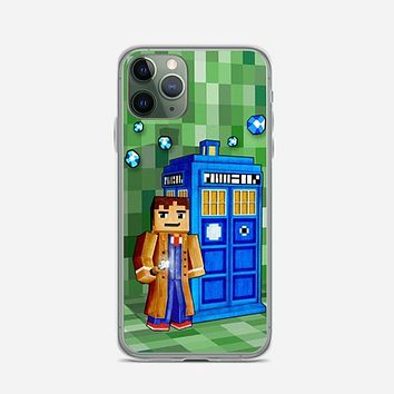 Tardis Doctor Who Little Prince iPhone 11 Pro Case
