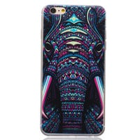 Elephant Ultrathin Transparent Lace iPhone 5se 5s 6 6s Case Originality Cover Gift