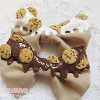 Cookie Bow from Bow ♥ Kuma 毛の リボン くま