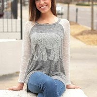 Out Of Africa Graphic Tee