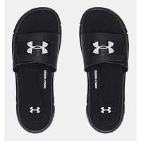 Under Armour Men's UA Ignite V Slides Sandals - Many Colors and Sizes