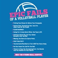 Volleyball Epic Fails