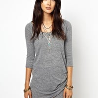 Free People | Free People James Dress in Tri-blend Jersey at ASOS