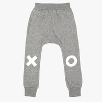 Beau Loves Davenport Pants Grey Marl XO - FINAL SALE