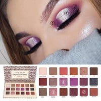 18 Colors Shimmer Parade Eyeshadow Palette