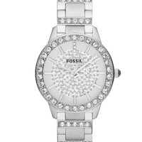 Fossil All-Over Glitz Watch