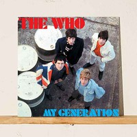 The Who - My Generation: The Very Best Of The Who 2XLP