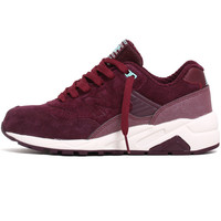 WRT580GM 'Meteorite' Women's Sneakers Burgundy