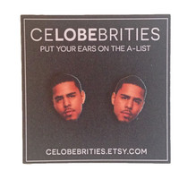 J Cole Earrings
