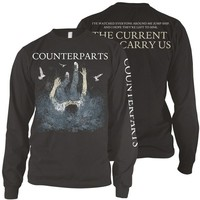 Counterparts: The Current Will Carry Us Longsleeve