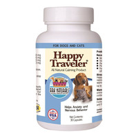 Happy Traveler for Dogs & Cats