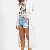 Women's KENDALL + KYLIE at Topshop Duster Coat,