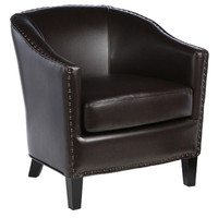 Home Loft Concept Starks Upholstered Lounge Chair