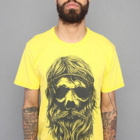 The Dead Hippie Premium Tee in Yellow by Burton | Karmaloop.com - Global Concrete Culture