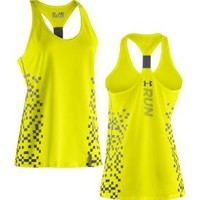 Under Armour Women's Graphic Mesh Run Tank Top