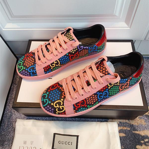 Image of GUCCI Fashion casual shoes