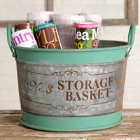 No. 3 Large Storage Basket