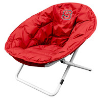 North Carolina State Wolfpack NCAA Adult Sphere Chair