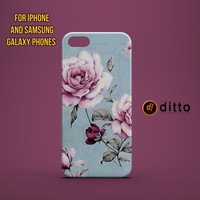 A ROSE IS STILL A ROSE Design Custom Case by ditto! for iPhone 6 6 Plus iPhone 5 5s 5c iPhone 4 4s Samsung Galaxy s3 s4 & s5 and Note 2 3 4
