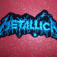 Metallica - Patch - James Hetfield - Collectible