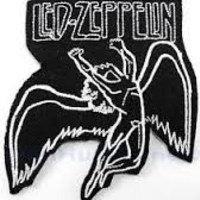 Led Zeppelin Iron On Patch