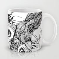 ~rooteyes Mug by alexisdarkness