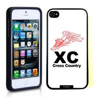 SudysAccessories Runner Running Cross Country Xc Thinshell Case Protective iPhone 5 Case iPhone 5S Case