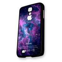 Vortex Galaxy Nebula With Samsung Galaxy S4